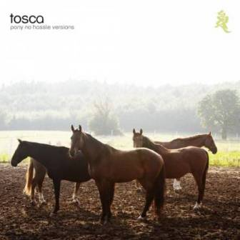 2010, Downtempo, Electronic, Future Jazz, Nu-Jazz : Tosca - Pony No Hassle Versions